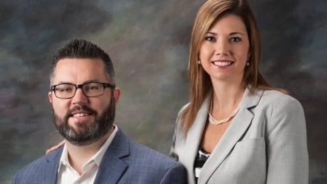 Matthew Couch and Shelby Bishop formed MortgageCouch, a home loan brokerage company.