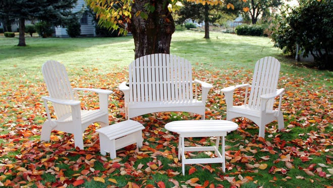 Patients from the Oregon State Hospital build wooden furniture that is available to the public.
