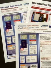 The League of Women Voters has various forms to help you determine what identification you can use to vote.