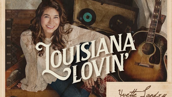"""Singer songwriter Yvette Landry debuts with a new band, the Jukes, on """"Louisiana Lovin'."""""""