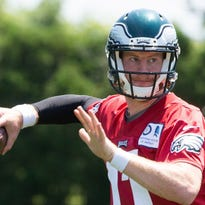 Eagles welcome OTAs, but do absences matter?