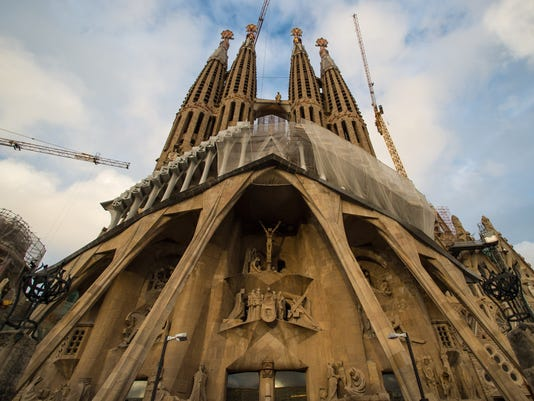 Barcelona basilica nears completion after more than 130 years