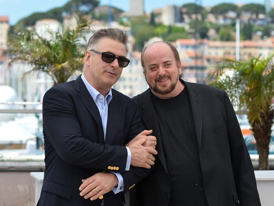 Alec Baldwin attended the 2013 Cannes Film Festival