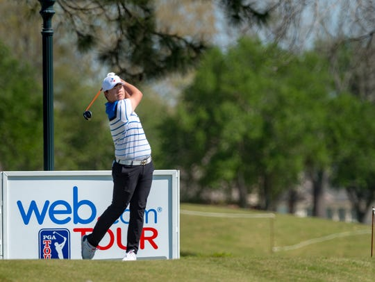 Sungjae Im fired a 6-under 65 on day one of the 2018 Louisiana Open at Le Triomphe on Thursday.