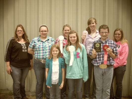 Dodge County Livestock Judging Teams Bring Home Ribbons