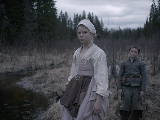 "Anna Taylor-Joy in ""The Witch."""