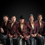 Los Tigres Del Norte, one of the most influential groups in the world, return to New Mexico for a show at 8 p.m Saturday at the Inn of the Mountain Gods.