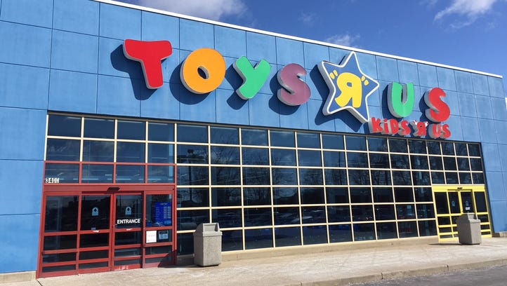 Toys R Us in Muncie still has full shelves, no liquidation sale discounts yet