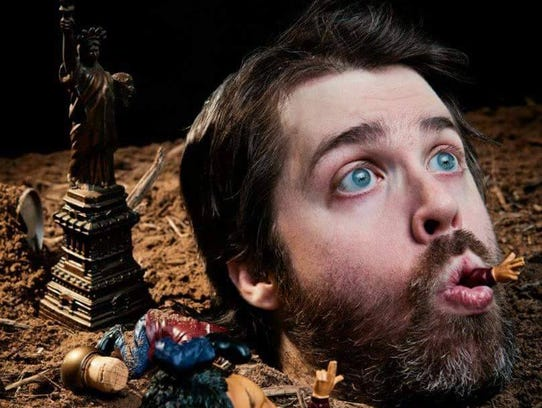 Comedian Jay Whitecotton will perform Sept. 16 at Poet's.