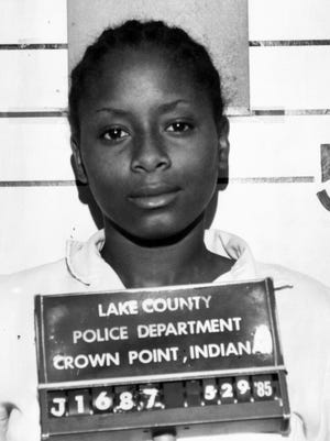 Paula Cooper, then 15, and three other teen-age girls from Gary, Ind., were arrested May 16, 1985, in the death of Ruth Pelke.