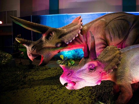 Travel through the Mesozoic Era and learn all about