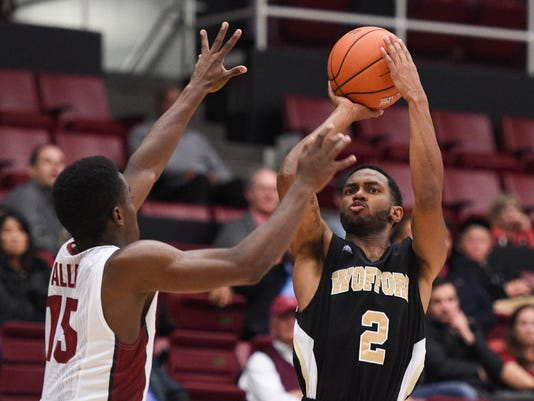 NCAA Basketball: Wofford at Stanford