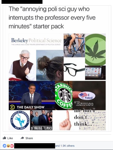 """A meme from """"UC Berkeley memes for edgy teens"""""""