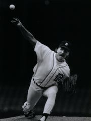 Jack Morris pitched one of his best games of the season Friday night but still lost to Boston, 1-0.