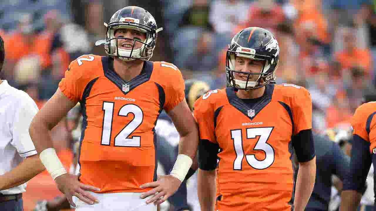 0cfa74df2 Brock Osweiler s future with Cleveland Browns uncertain as DeShone Kizer  given next start