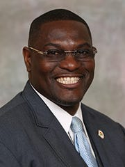 Ken Coopwood, vice president for Diversity and Inclusion