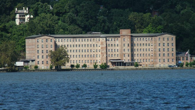 The six-story 118,000-square-foot industrial building on the west bank of the Hudson in Newburgh was once the Newburgh Steam Mill.