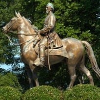 The Nathan Bedford Forrest statue in Memphis has always been racist propaganda