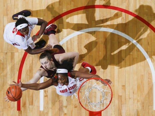 Ohio St Basketball