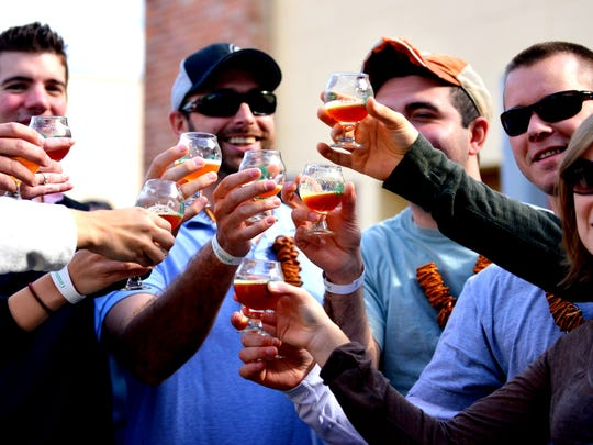 Community Tap Craft Beer Festival coming April 21 to Fluor Field.