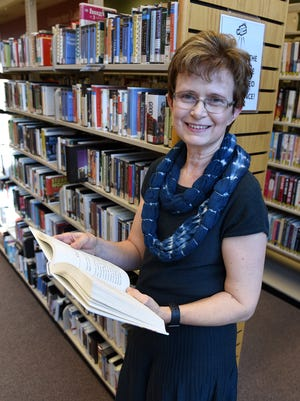 After 21 years with the Salem-South Lyon District Library, Doreen Hannon will soon retire from the facility on Pontiac Trail near Eight Mile Road.