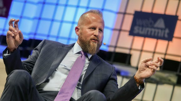 Brad Parscale, digital director of Donald Trump's 2016