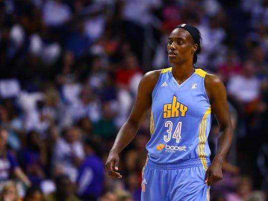 WNBA: Finals-Chicago Sky at Phoenix Mercury