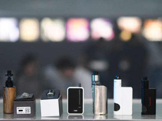 New Jersey issued a health alert on Aug. 16 after nine patients were hospitalized with severe respiratory illnesses. There was no known cause of the disease, but all reported a history of vaping. They used a variety of vaping products.
