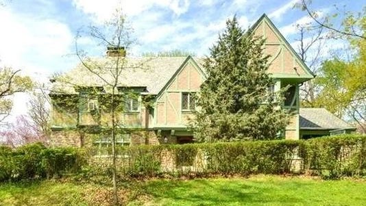 This home at 3466 Brookline Ave. was part of the Louise Nippert estate and is being listed for sale by Coldwell Banker West Shell.
