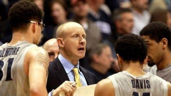 Chris Mack basketball camps start in June.