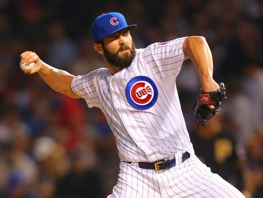 USP MLB: PITTSBURGH PIRATES AT CHICAGO CUBS S BBN USA IL