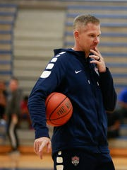 After one season at the helm, Michael Couey will not return as boys basketball coach at Providence Christian Academy.