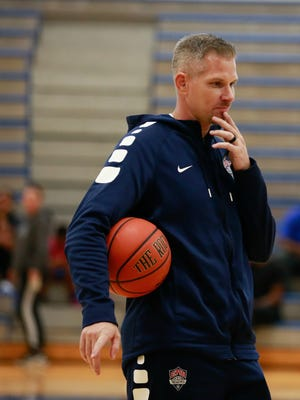Murfreesboro native Michael Couey has been named the head boys basketball coach at Providence Christian.
