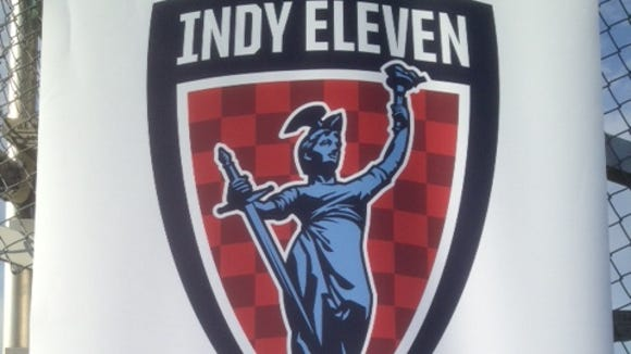The Indy Eleven are new to the NASL.
