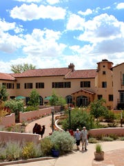 La Posada - the Resting Place - was designed by legendary architect Mary Colter in 1929, and while she is best known for her hotels in the Grand Canyon, she considered this Arizona hotel to be her masterpiece.