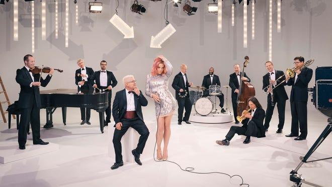 Singer Storm Large will sing with the band Pink Martini on Monday night at Florida State as part of Opening Nights.