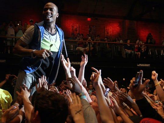 AP B.o.B in Concert at The Paramount