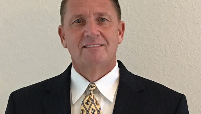 John Gunter was voted by his peers on the Cape Coral city council as the new mayor, one week after the death of mayor Joe Coviello.