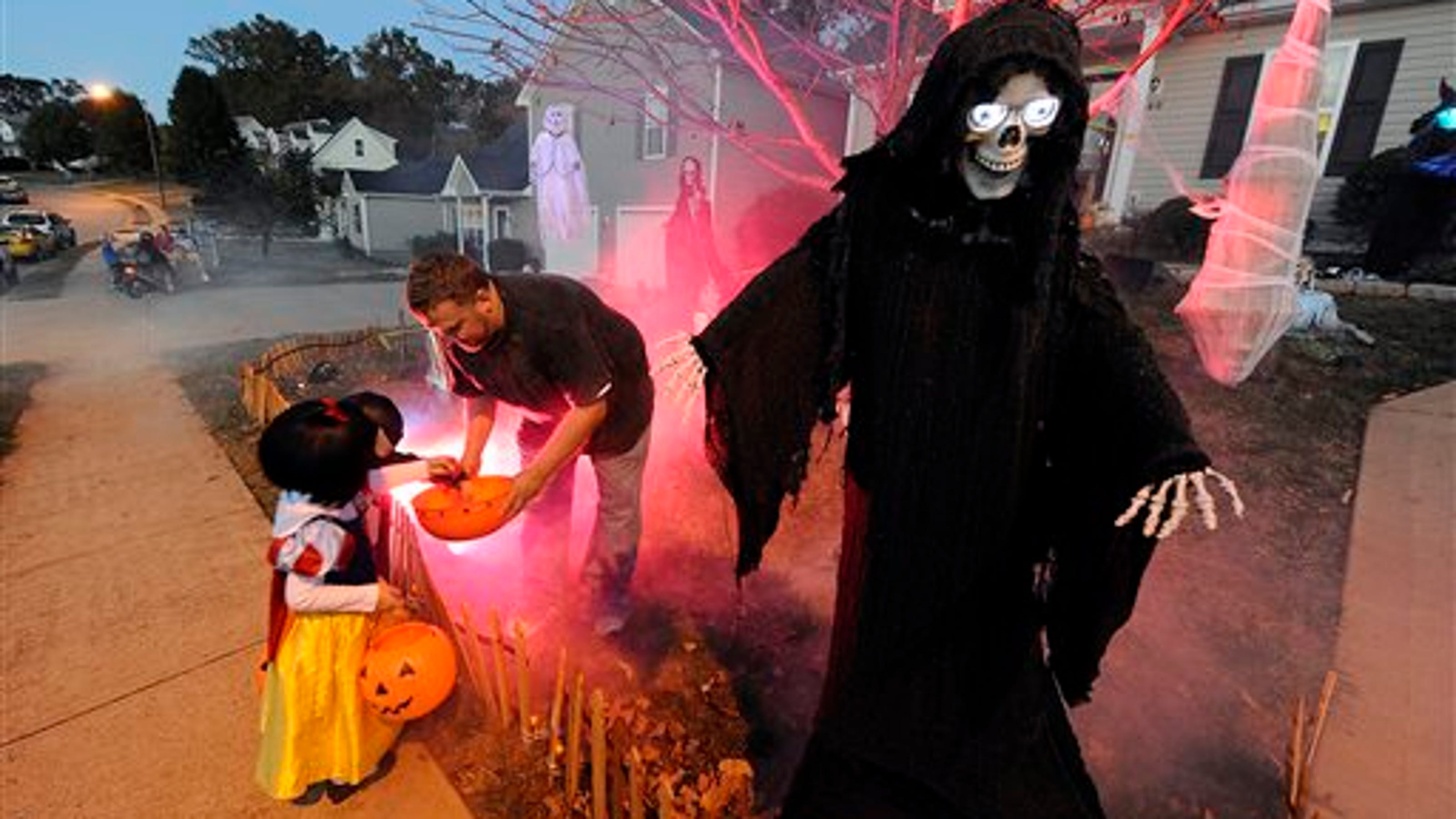 some towns moving halloween celebrations