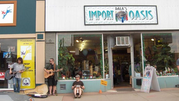 Dala's Import Oasis, 925 Main Street, will close at