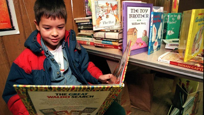 The Reading Buddy Program encourages a love of reading and provides a positive adult role model for kindergarten through 3rd graders.
