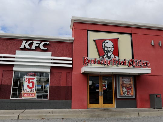 KFC said it'll get rid out antibiotics important to