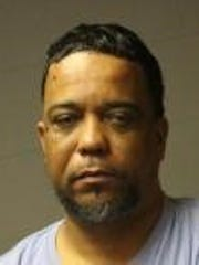 Charles Carter III, 46, of Frankfort, Kentucky, was arrested on Interstate 84 in Southeast on April 24, 2018, on gun and drug charges.