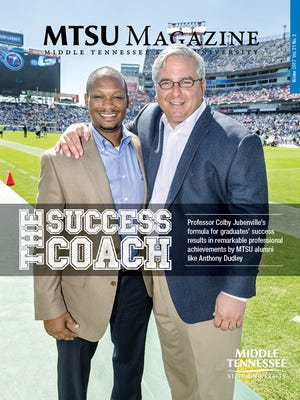 A former college football coach turned professor, author, international speaker, blogger and consultant, Health and Human Performance professor Colby Jubenville offers an innovative approach to teaching that has led to remarkable success stories.