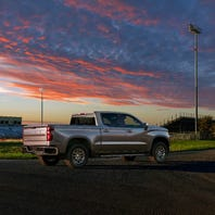 General Motors topping Ford in pickup market share