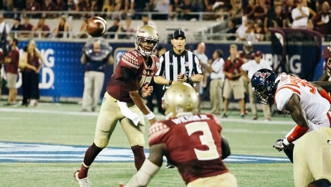 Deondre Francois led a furious Florida State comeback, scoring 33 unanswered points.