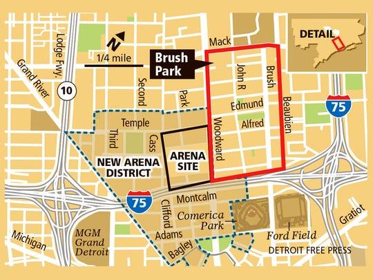 Brush Park
