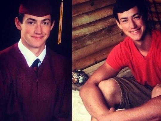 Devin Reynaert's senior pictures