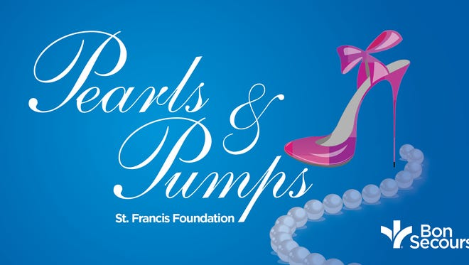 Bon Secours St. Francis Health System Foundation's Pearls &  Pumps event will be Oct. 4.