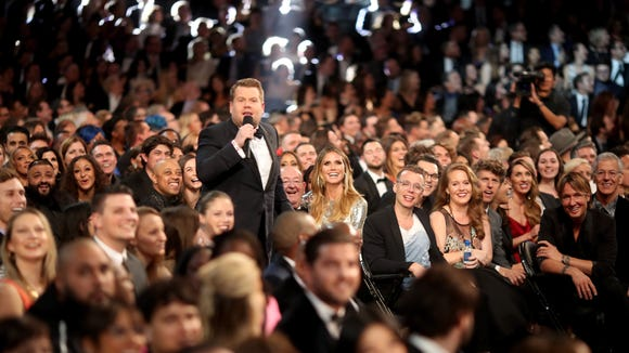 Millions of people watch the Grammys on TV, but thousands